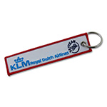 KLM REMOVE BEFORE FLIGHT キーホルダー