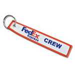 FEDEX REMOVE BEFORE FLIGHT キーホルダー